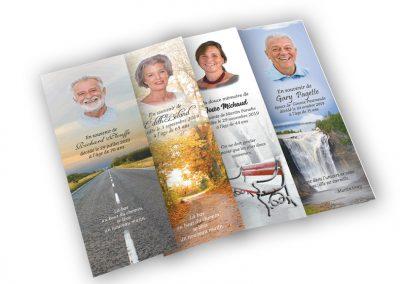 Signets Mémorables - signets commémoratifs 2020