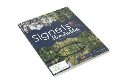 Signets mémorables - signets funéraires humains et animaux - cover2020