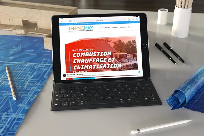 Thermomax Joliette - climatisation-chauffage-ventilation